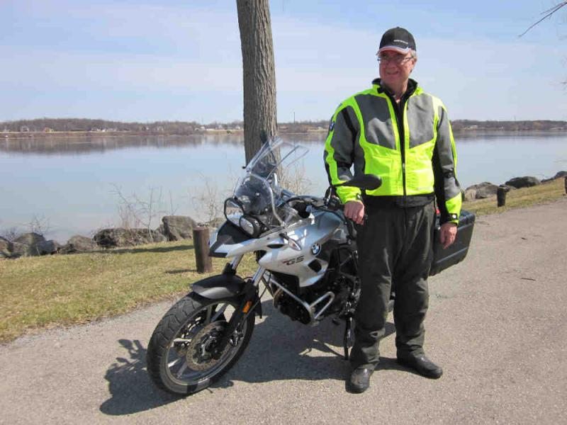Bmw Riding Clothing For Warmer Weather