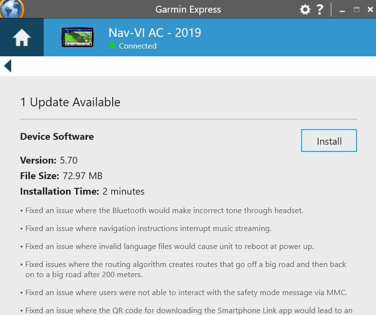 Name:  Nav-VI software v5.70.jpg Views: 385 Size:  90.9 KB